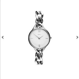 MVMT Gimlet Watch Silver